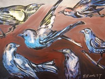 David Bromley Birds