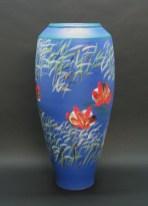 Wetland Blossoms Pot