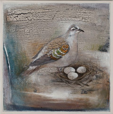 Bronzewing Fresco