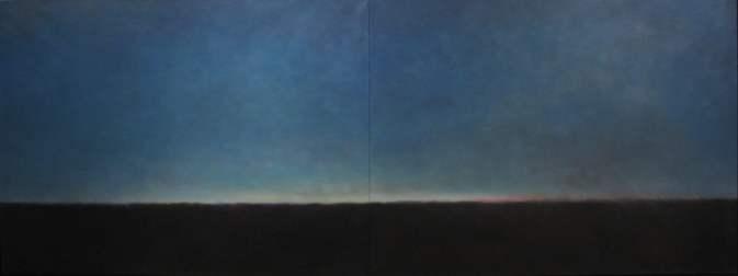 Alan-Marshall-First-Light-200x75cm-oil-on-canvas-painting