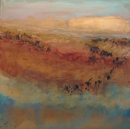 Jeanette-Dyson-Pindan-Earth-Cable-Beach-Painting