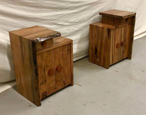 Jellicoe Bedside Tables Finished