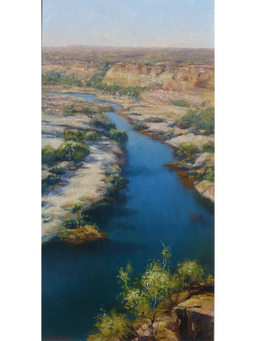 Murchison River - SOLD