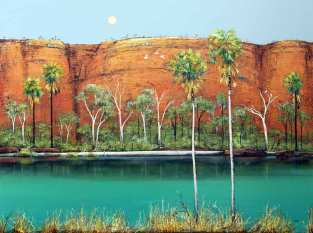 Colours Of The Kimberley - SOLD
