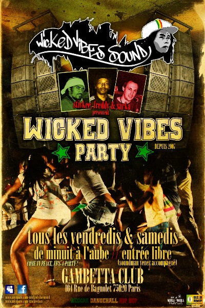 [75] - WICKED VIBES PARTY