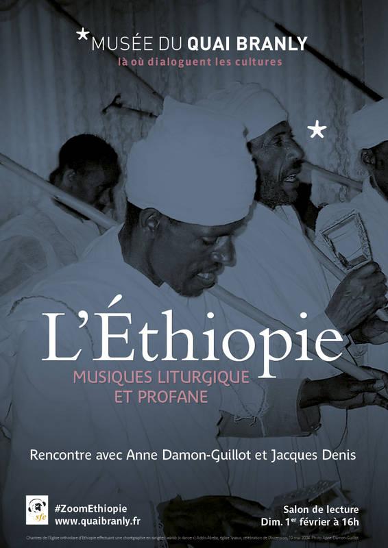 [75] - L'Ethiopie - Musiques liturgique et profane