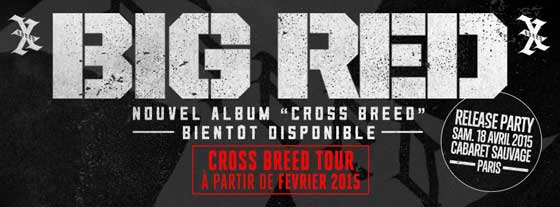 [75] - BIG RED - CROSS BREED RELEASE PARTY