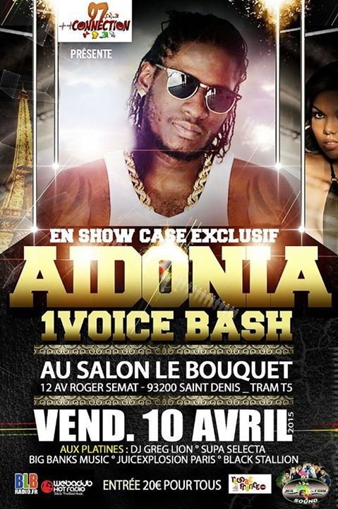 [93] - 1 VOICE BASH - AIDONIA EN SHOWCASE