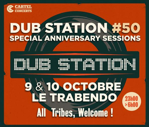 [75] - DUB STATION #50 - SPECIAL ANNIVERSARY SESSIONS - MUNGO'S Hi-Fi feat. YT + RIDDIM TUFFA feat. EL FATA + BLACKBOARD JUNGLE