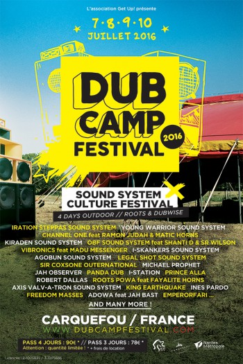 [44] - DUB CAMP FESTIVAL - OPENING SESSION