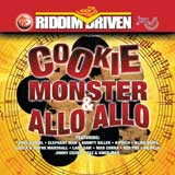 cookie monster and allo allo riddim