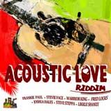 acoustic love riddim