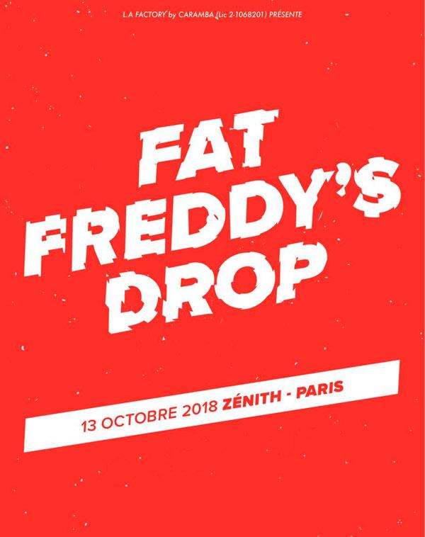 [75] - FAT FREDDY'S DROP