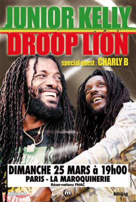 [75] - JUNIOR KELLY + DROOP LION + CHARLY B