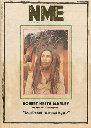 Uprising 1981 NME Commemorative Cover