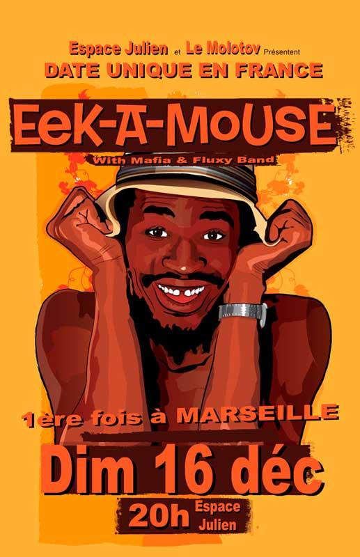 [13] - EEK A MOUSE feat. MAFIA & FLUXY
