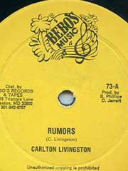 carlton livingston rumors
