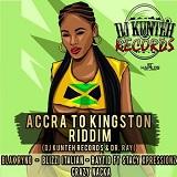 accra to kingston riddim