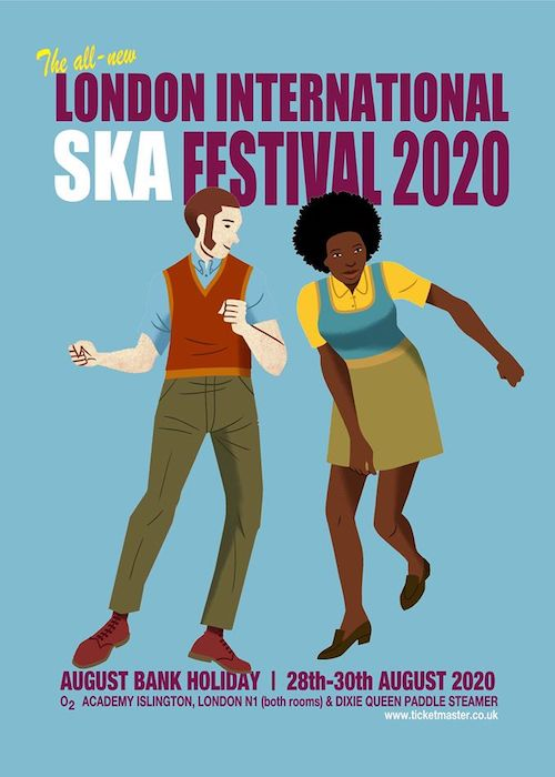 [UK] - LONDON INTERNATIONAL SKA FESTIVAL 2020
