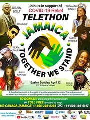 telethon jamaica 2020