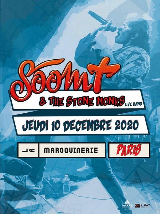 [75] - SOOM T & THE STONE MONKS