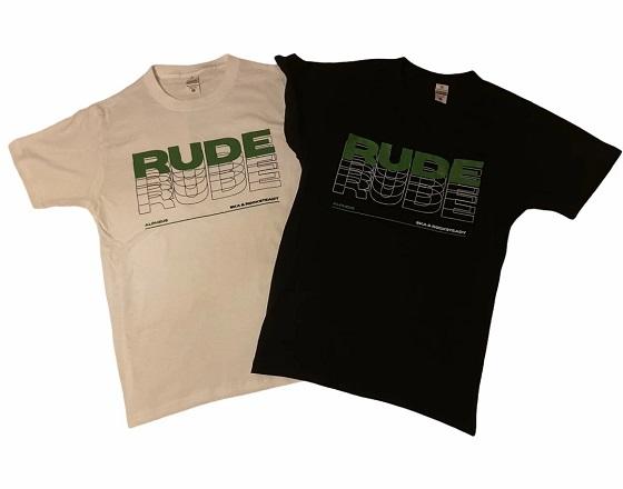 Alpheus RUDE tee-shirts