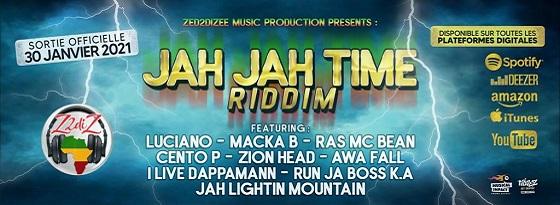 Jah Jah Time riddim