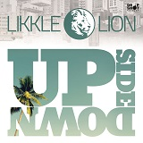 likkle lion upside down