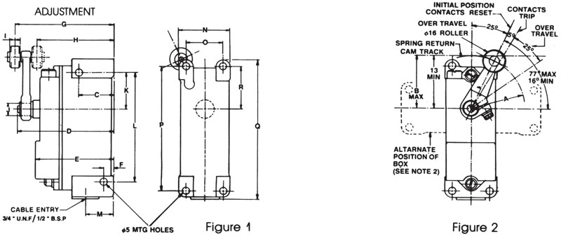Over Travel Limit Switch Diagram : 32 Wiring Diagram