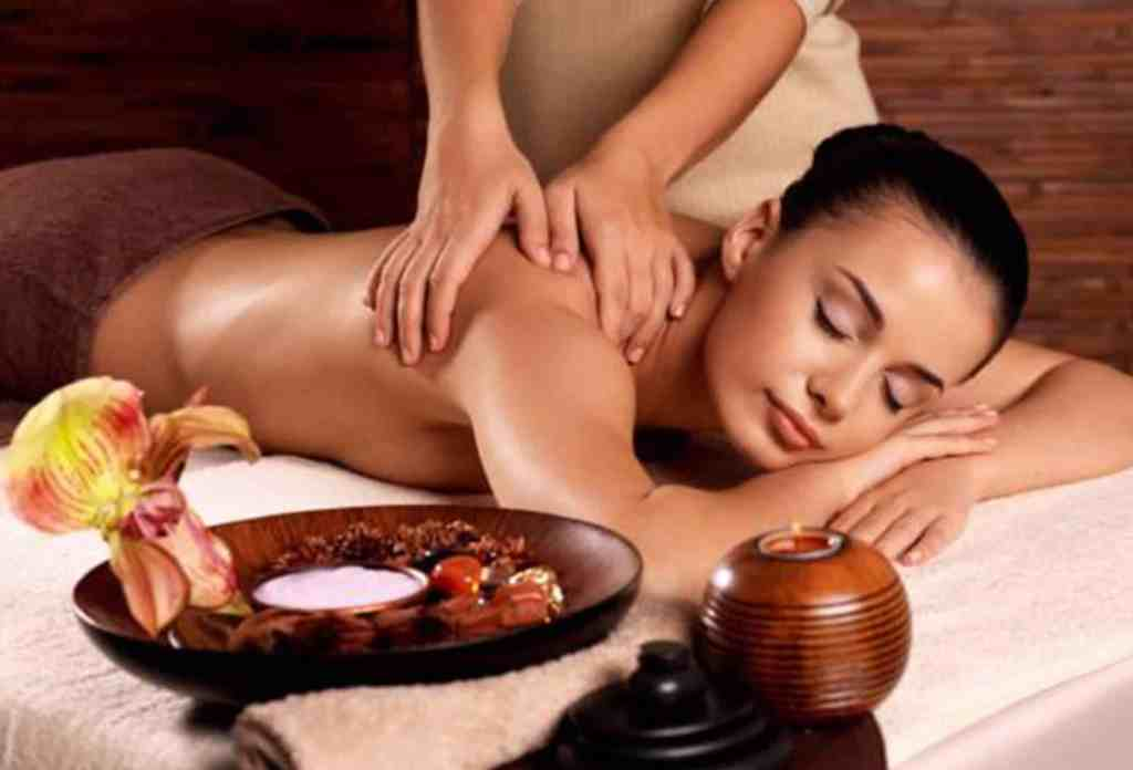 Thai Coconut Oil Massage