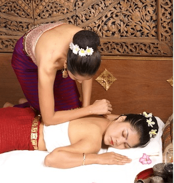 Thai Massage in Molesey