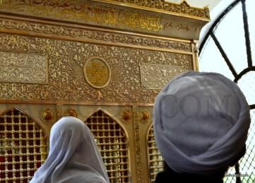 Visit to the Tomb of Jabir Al Tayyar (Mu'ta)