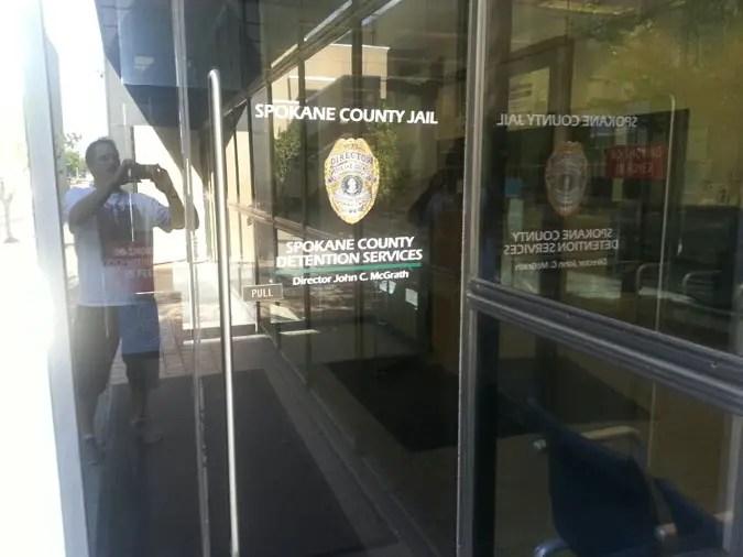Spokane City Jail