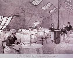 Influenza Ward, Great Pandemic 1919