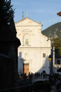 Annecy église