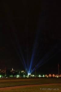 laser impérial