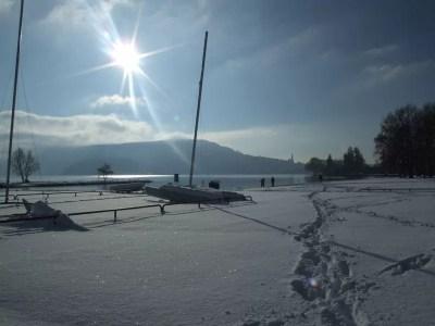 Annecy le vieux - neige