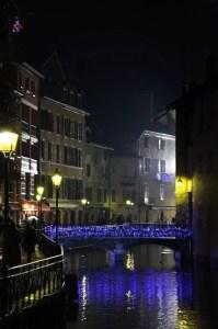 Annecy de nuit