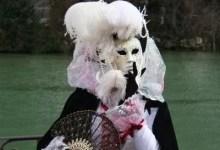 annecy carnaval vénitien lac