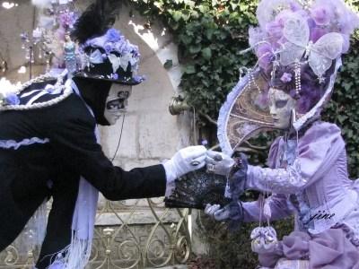 masques vénitien