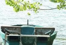 barques au lac