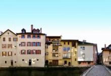 Pont Morens en vieille ville