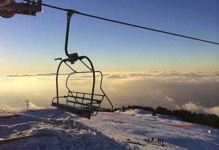Ski au Semnoz