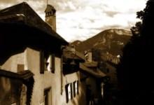 vieil annecy et ses rues étroites