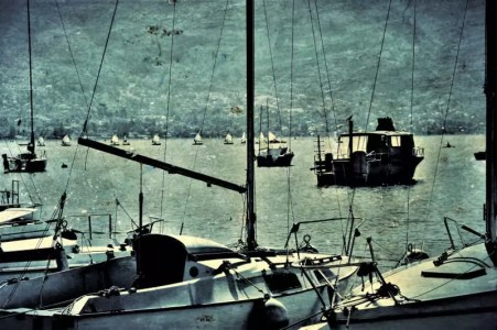 annecy, le port