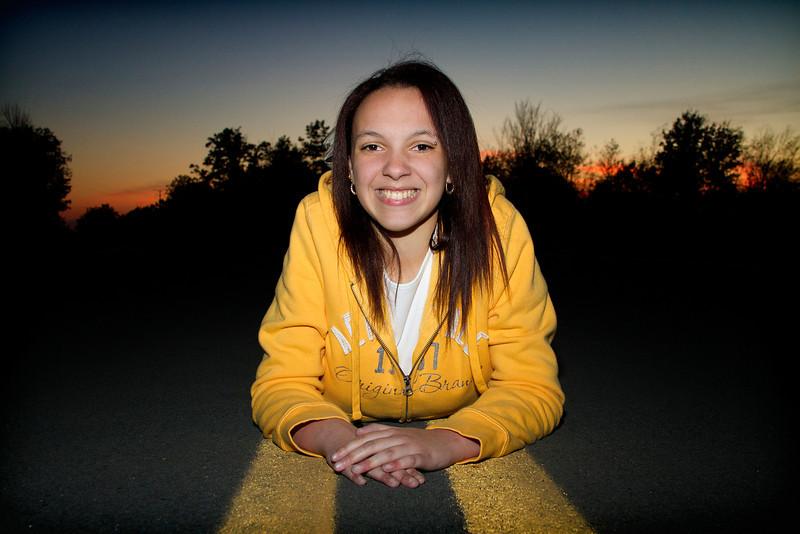 Alexis Senior Pics