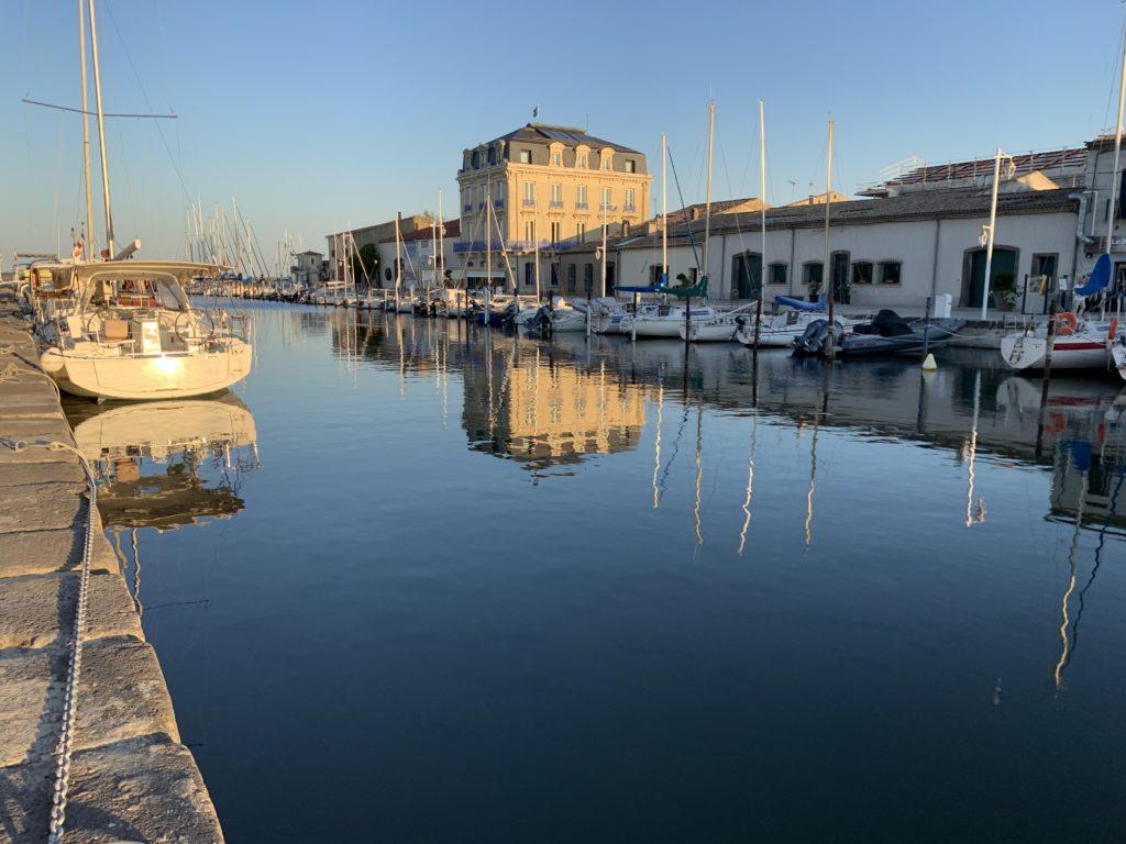 Port de Marseillan - L'Hérault