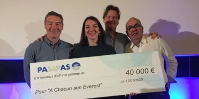 Human First A chacun son Everest