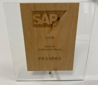 SAP S/4HANA MOVE