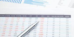 Data spreadsheet